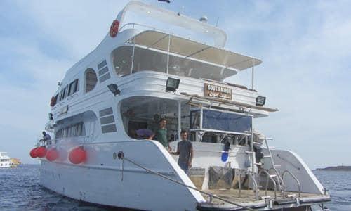 Viaje mar rojo norte 2018 barco South Moon 3